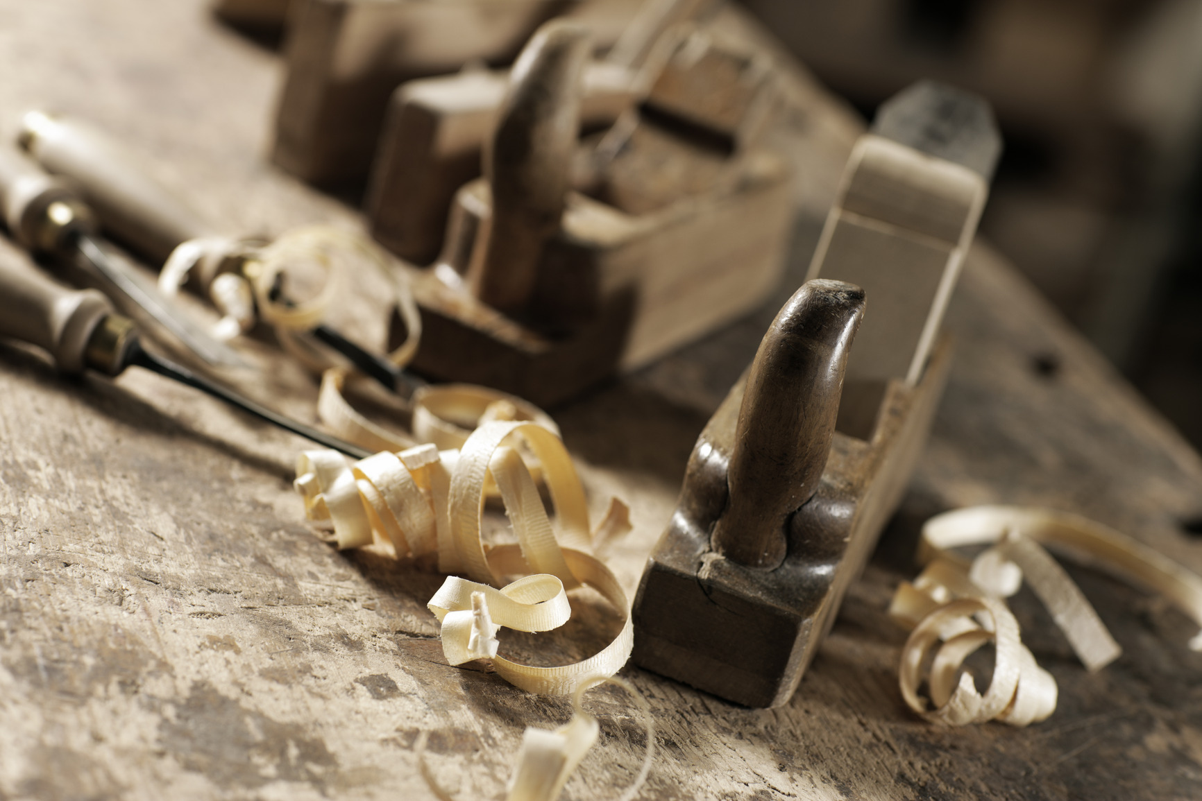 ... Up a Shop with Woodworking Hand Tools - Popular Woodworking Magazine