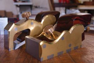Norris reproductions. Shown here are Holtey's versions of the Norris A27 Bullnose and A28 Chariot planes