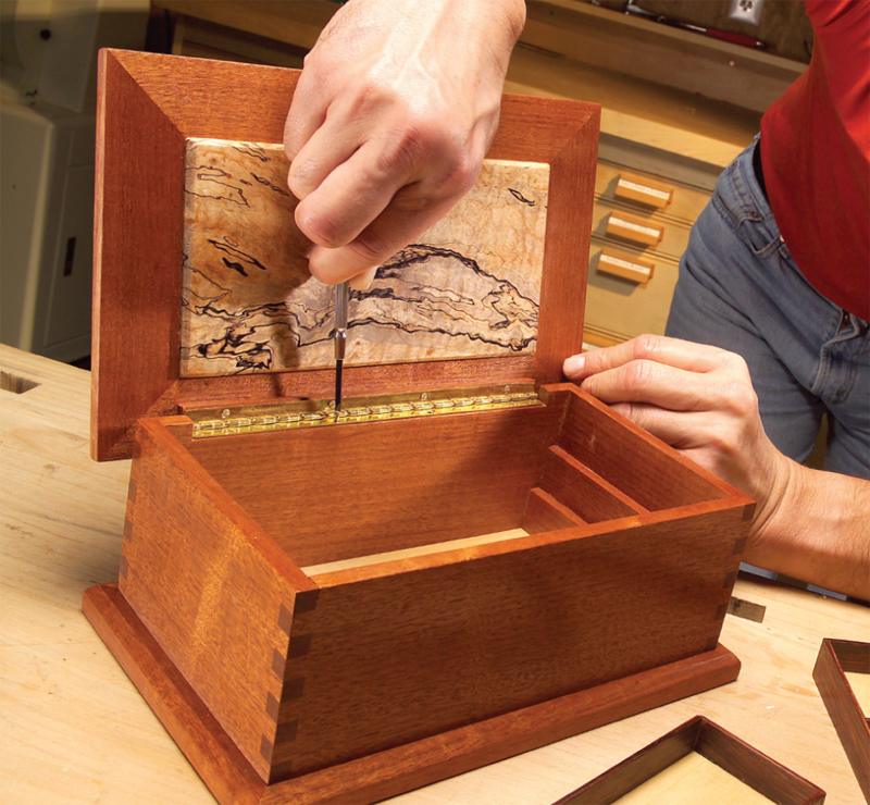Aw Extra 3 7 13 Treasured Wood Jewelry Box Popular