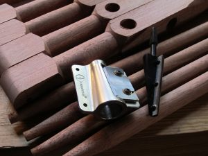 Chair Joinery: Tapered Tenons & Tapered Mortises