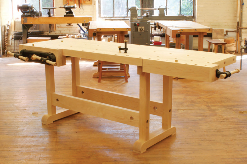 plans for cabinet makers bench