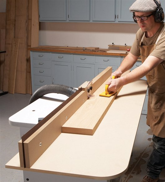 Mastering the Router Table - Popular Woodworking Magazine