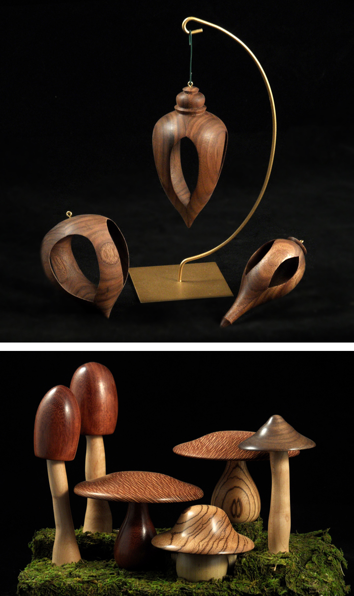 ... great ideas in this newest collection of woodturning projects. Enjoy