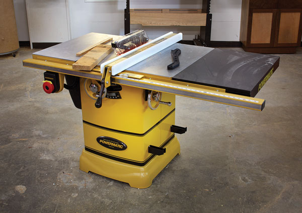 This saw packs a professional punch for your home workshop.