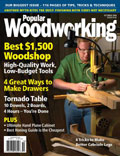 October 2004 Issue Popular Woodworking
