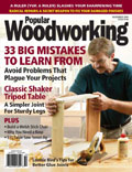 November 2004 Issue Popular Woodworking