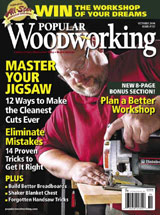 October 2006 Issue Popular Woodworking
