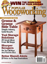 February 2007 Issue Popular Woodworking