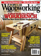 June 2007 Issue Popular Woodworking