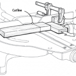 Miter Saw Stopping Block