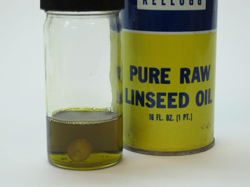 varnish linseed oil