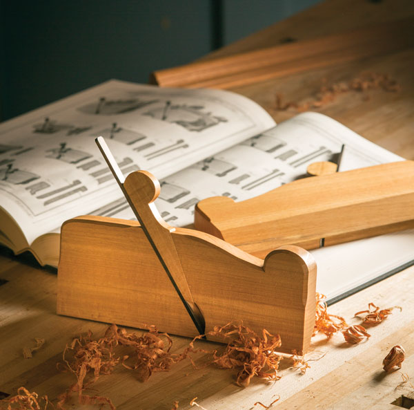 Make these French moulding planes that are essential for every hand ...