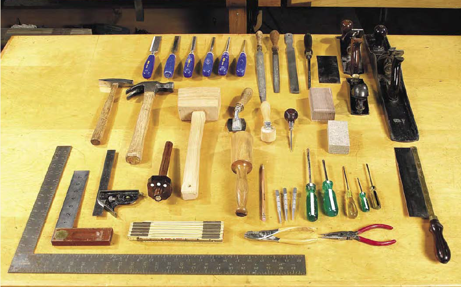 Frank Klausz's 'Your First Toolkit' - Popular Woodworking Magazine