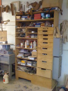 cabinet shop tools