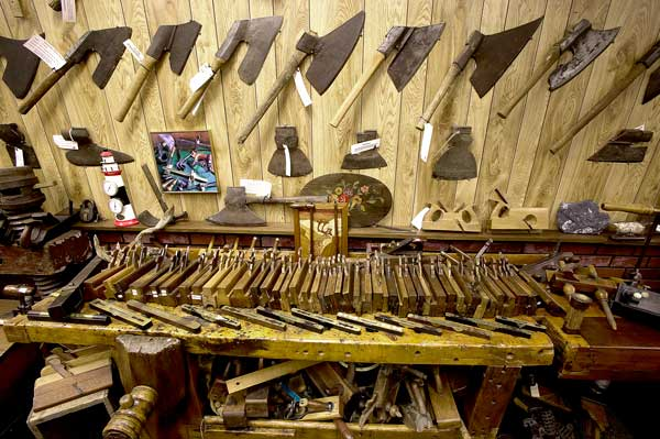 woodworking tool auctions