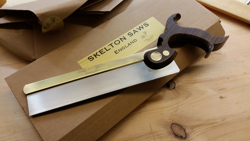 Skelton Dovetail Saw – First Look
