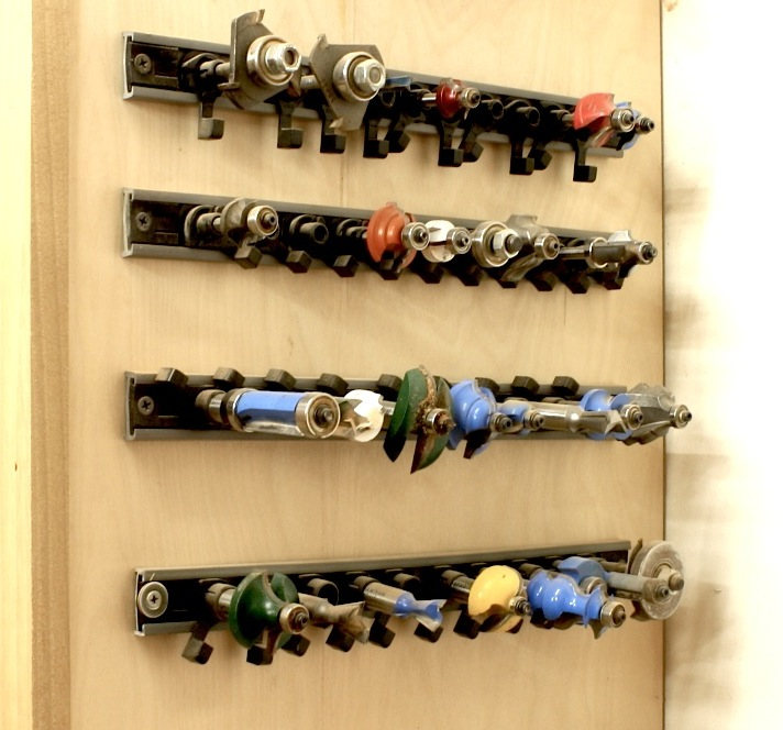 Storage Solutions for Router Bits - Popular Woodworking Magazine