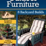 Outdoor Furniture, Christopher Schwarz, woodworking, home improvement, gardening, garden bench, garden swing, picnic table