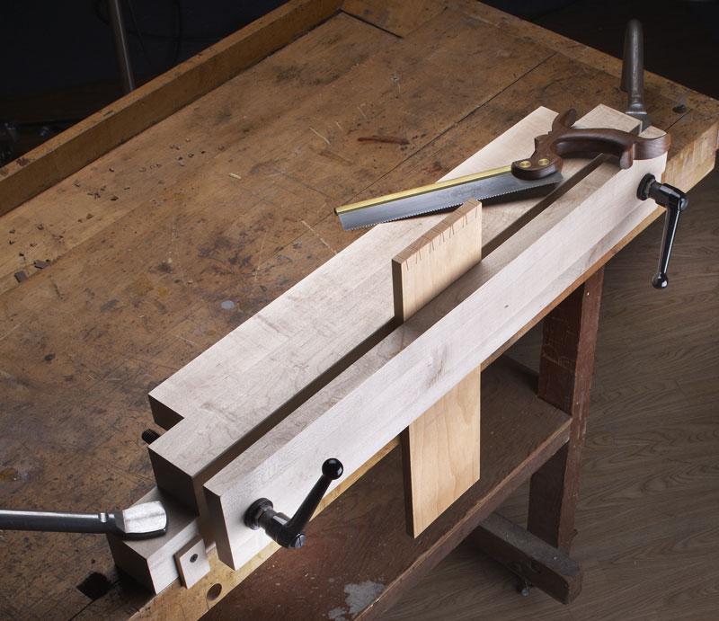 Tool Test Philadelphia Furniture Workshop Moxon Vise