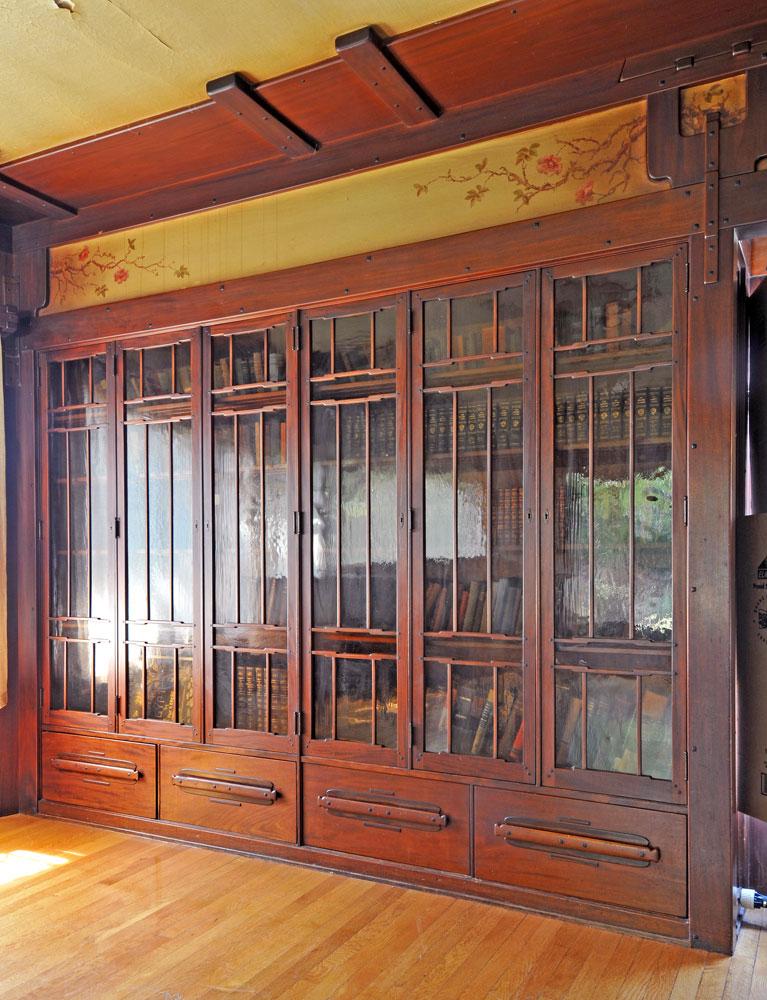 Greene & Greene's Thorsen House - Popular Woodworking Magazine