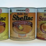 These are the three Zinsser Bulls Eye shellacs that no longer provide a date of packaging or a stated shelf life