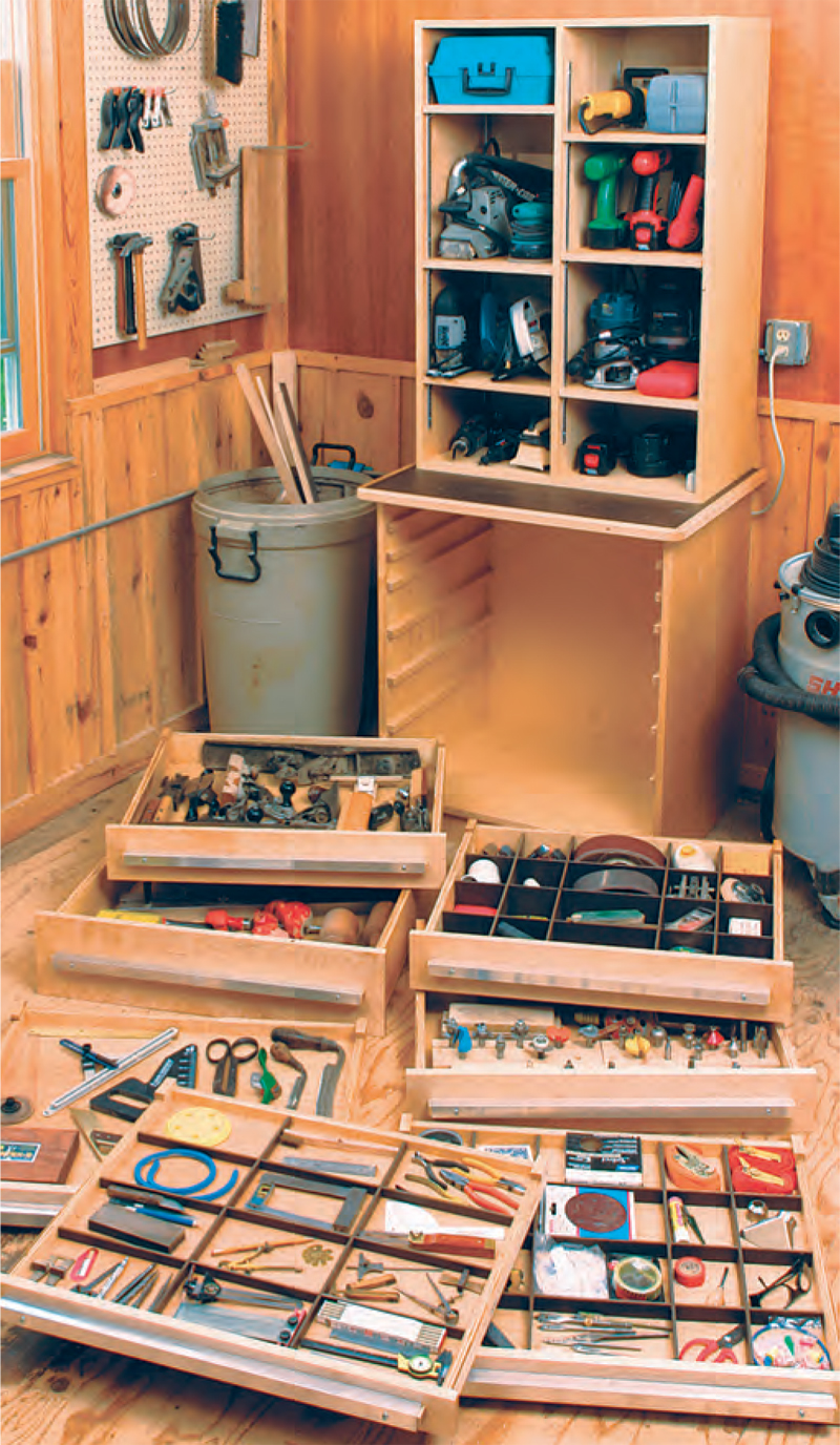 Tool Cabinet Popular Woodworking Magazine