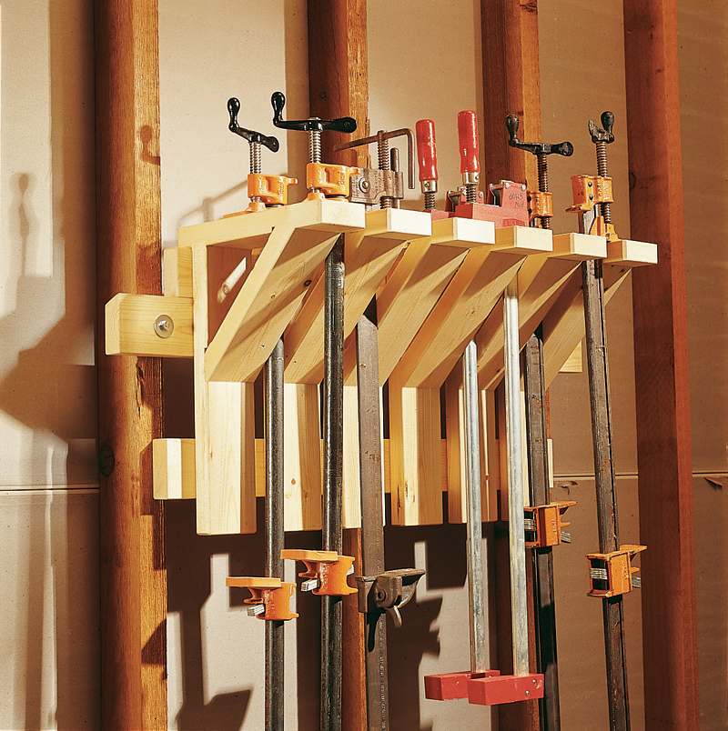 Wood Tool Rack ~ Aw extra  tips for tool storage popular