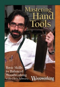 V7998 209x300 New: 'Mastering Hand Tools: Basic Skills for Balanced Woodworking'