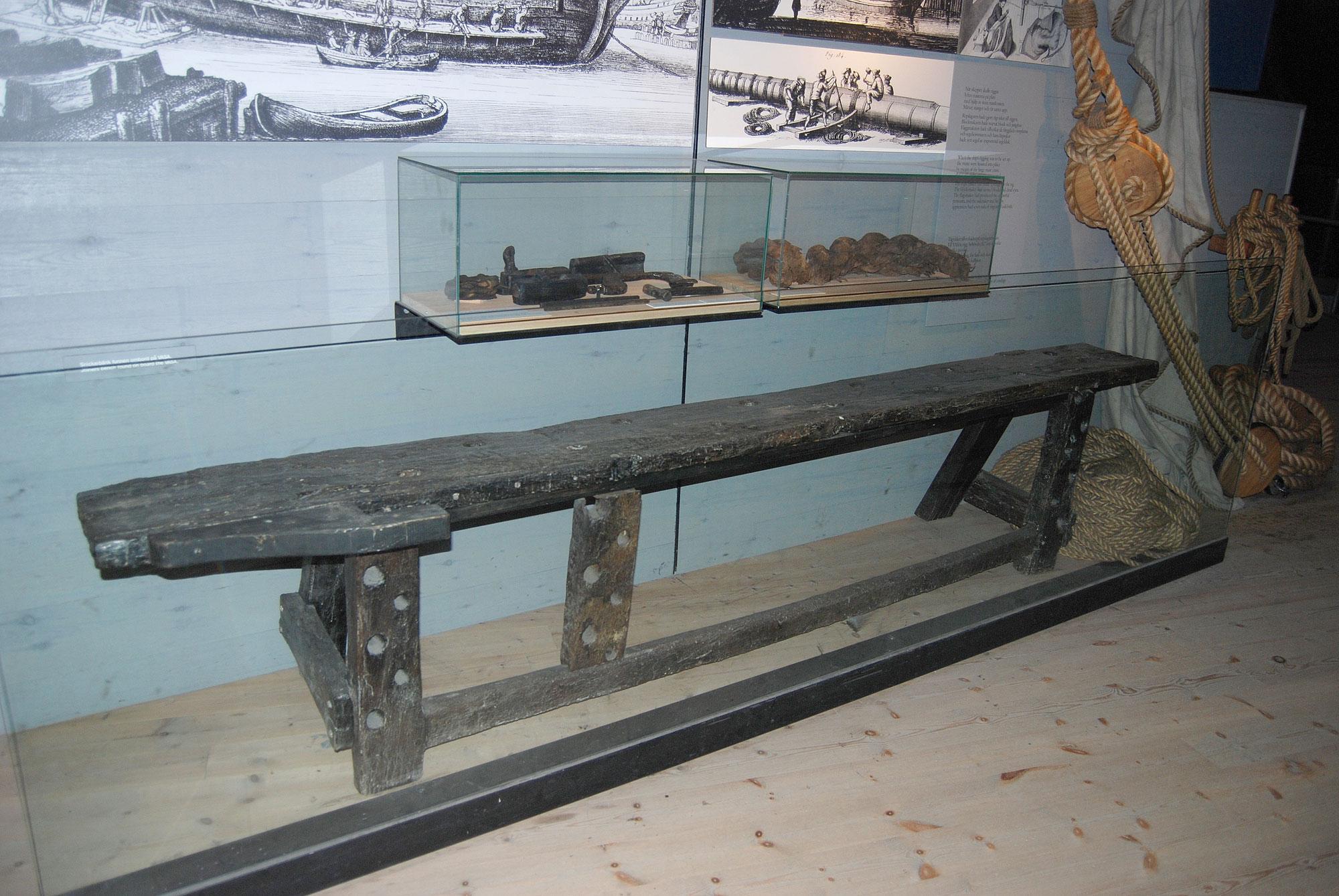 17th Century Bench