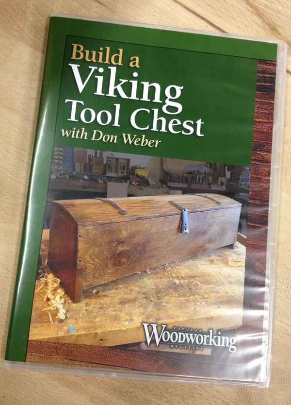 Compulsory Viking Tool Chest | Popular Woodworking Magazine