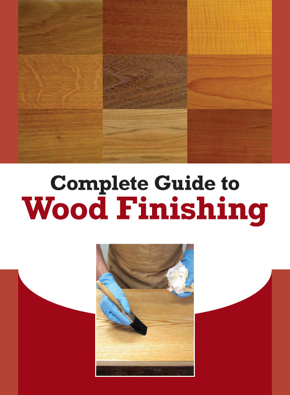 Finish or Paint Wood confidently with this free guide