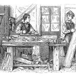 XM10002092-Carpenter's-apprentice,-France-Les-enfans-peints-par-eux-meme-1841