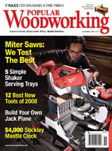 February 2009 Issue Popular Woodworking