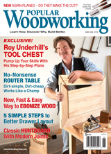 June 2009 Issue Popular Woodworking