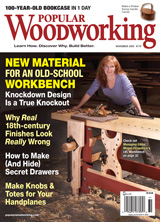 November 2009 Issue Popular Woodworking