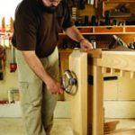 Jameel is an accomplished woodworker and a principal at Benchcrafted, maker of high-quality woodworking bench vises and other woodworking tools and accessories.