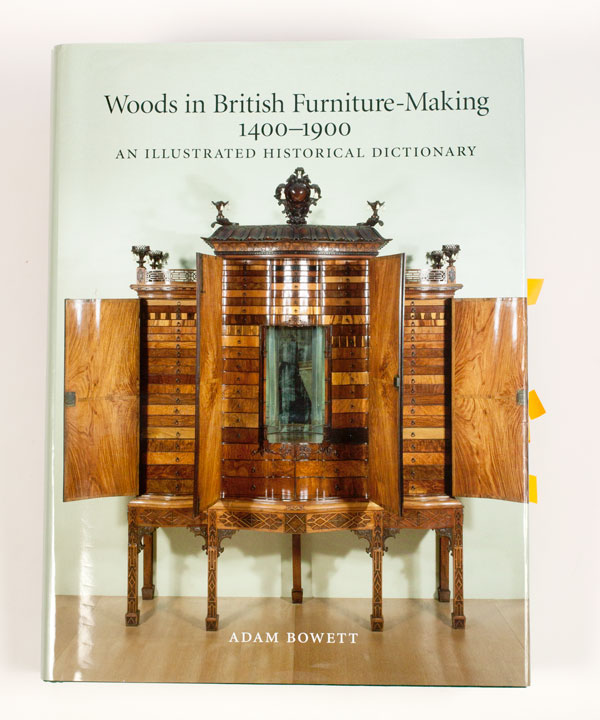 Book Review: 'Woods in British Furniture-Making'
