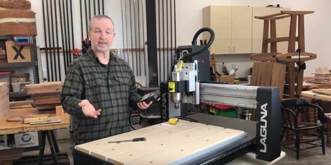 Original  CNC Review  By Mike Merzke  LumberJockscom  Woodworking Community