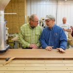 Digital woodworking benefits from n person training