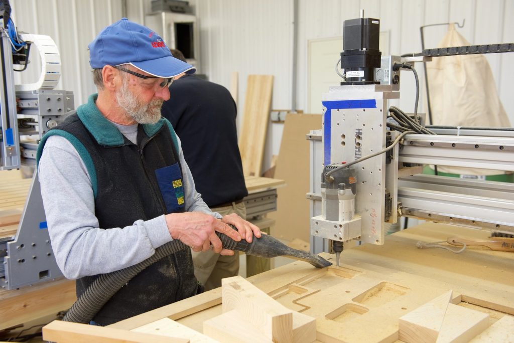 Making clamping fixtures
