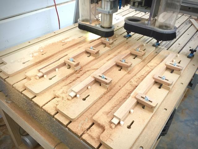 CNC Part Making
