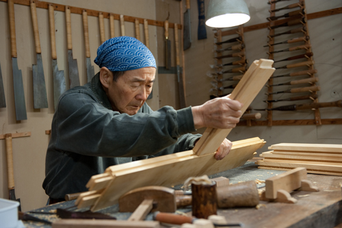 Additional Images of Toshio Odate: Popular Woodworking Magazine