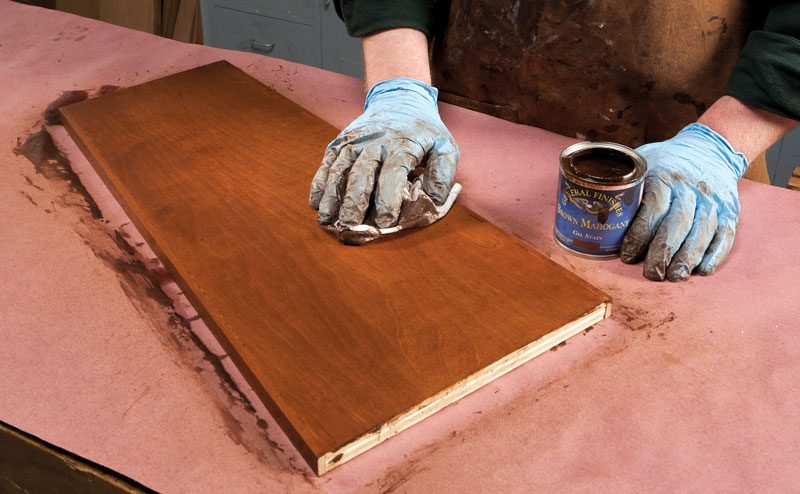 ... 22/13 - Cherry Finish for Birch Plywood - Popular Woodworking Magazine