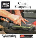 Chisel Sharpening with Harrelson Stanley