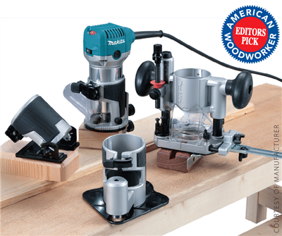 Woodworking Tool News - Compact Router, Big Features - Popular ...