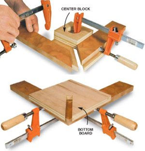 Lastest Woodworking Tool News  Multipurpose Clamp Aids  Popular Woodworking