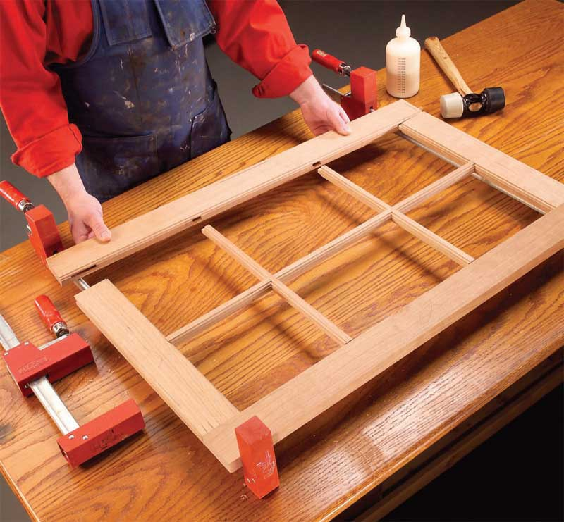 Making Cabinet Doors With Router Bits Seeshiningstars