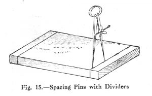 dividers 300x189 Spacing Dovetails with Dividers – a Little History