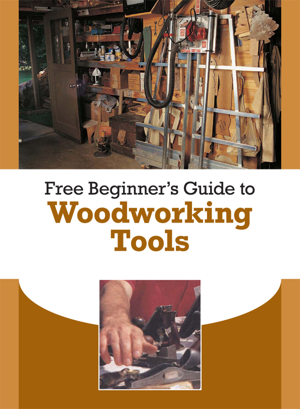 DIY workshop tools list