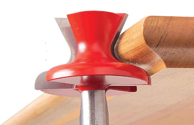 How to choose the router bits?